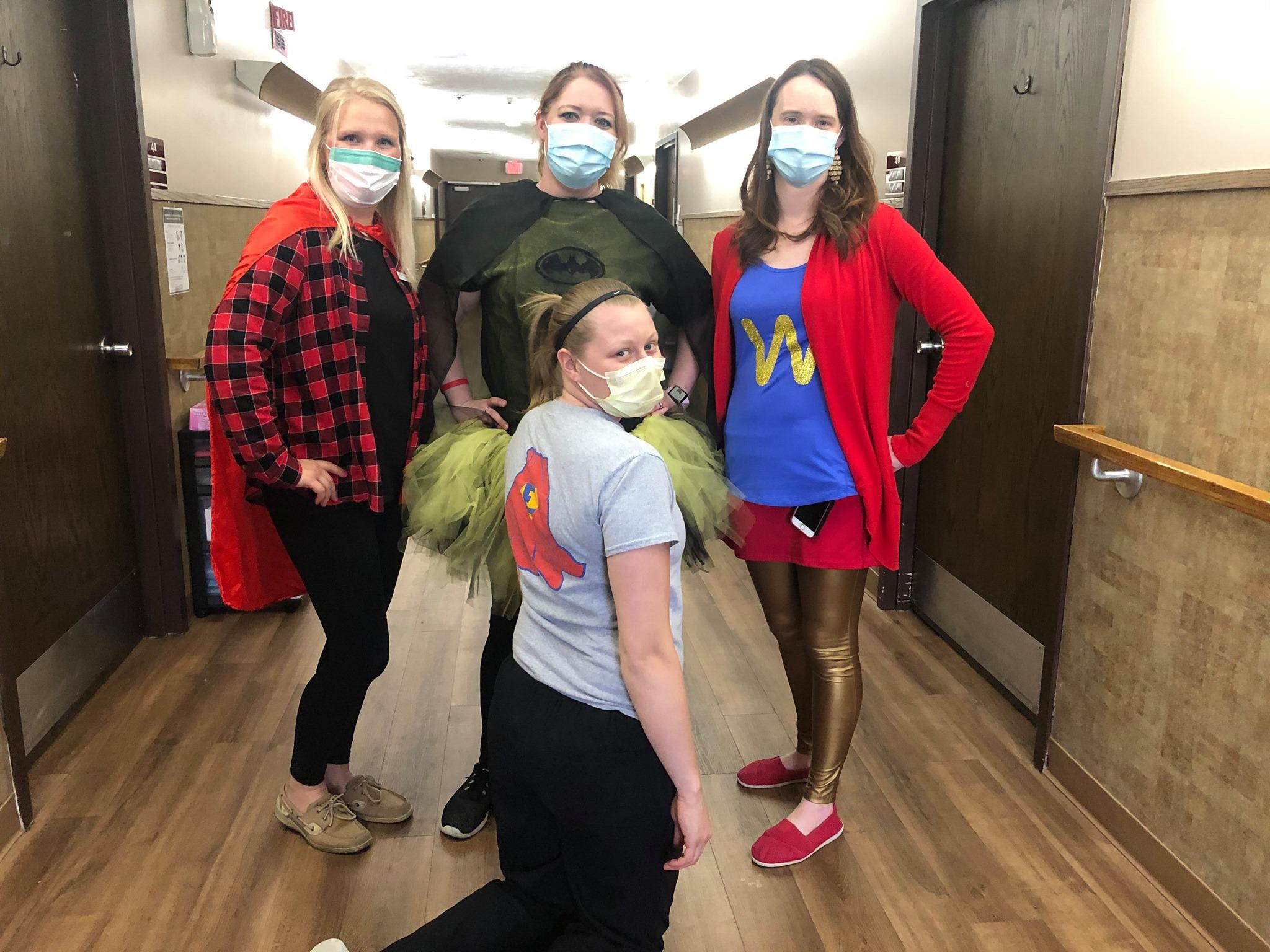 Nurses Masks