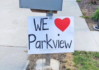We Heart Parkview